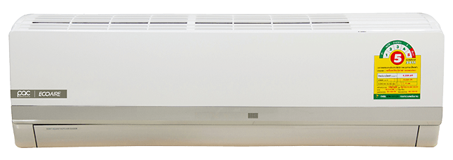 PAC EcoAire - Efficient Energy Saving Air-Conditioner in Thailand
