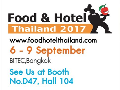 Food and Hotel Thailand 2017