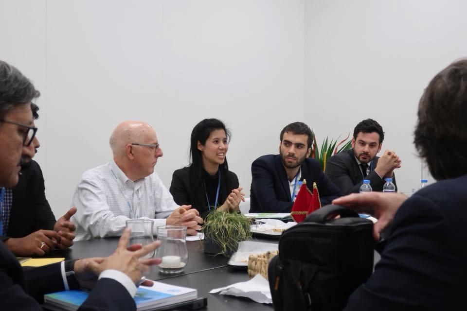 PAC เข้าร่วมประชุมในงาน UN CLIMATE CHANGE CONFERENCE