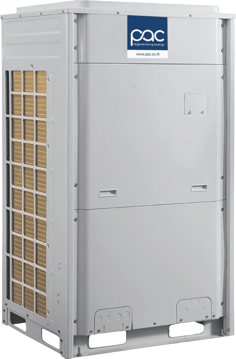 PAC Hybrid Solar - renewable solar energy air conditioner in Thailand