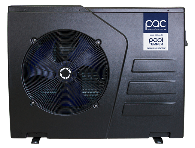PAC Pooltemper - see swimming pool heat pump in Thailand
