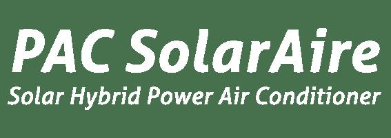 PAC SolarAire - เครื่องปรับอากาศจากพลังงานแสงอาทิตย์ ประเทศไทย
