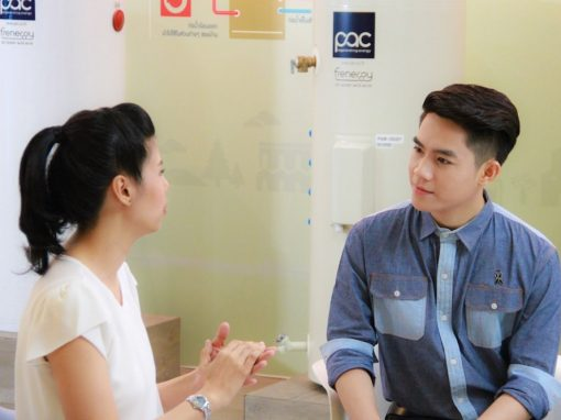 "PAC on ""Puean Khoo Khid"" TV Programme"