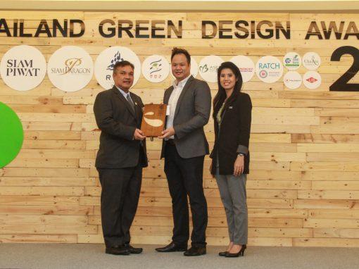 PAC Frenergy ได้รับรางวัลชนะเลิศ Thailand Green Design Awards 2018