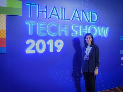 บรรยากาศงาน Thailand Tech Show 2019